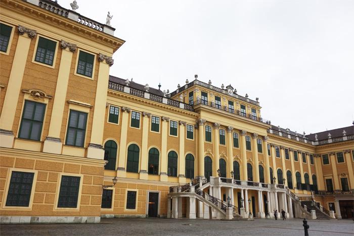 シェーンブルク宮殿