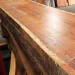 天然の木材